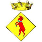 Escut Ajuntament de Sarroca de Bellera.